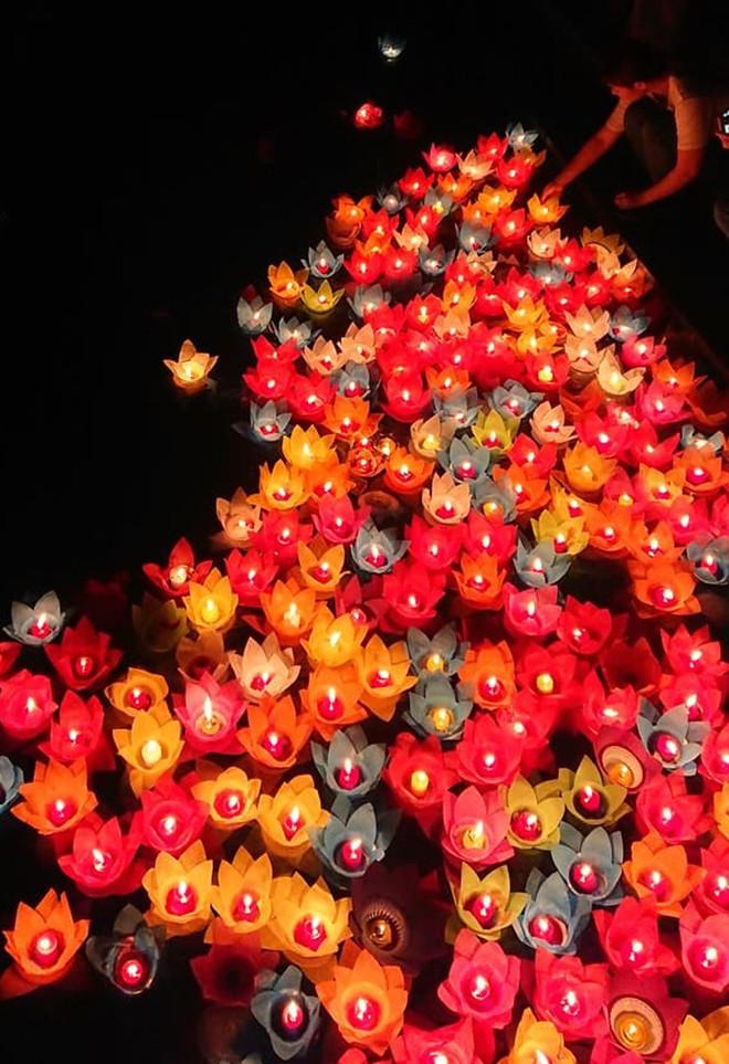 Lung linh đêm hội hoa đăng cầu cho thế giới hòa bình tại Đại lễ Phật Đản Vesak 2019 - Ảnh 13.