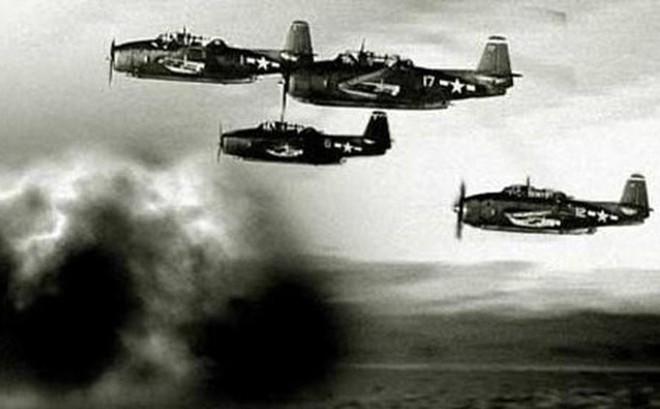 """6 bí ẩn lớn nhất Thế chiến II: Phi đội bay của Mỹ """"bốc hơi"""" không dấu vết giữa Bermuda?"""