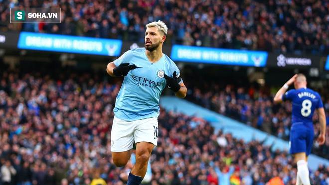 Aguero chỉ ra điểm nút giúp Man City vượt qua Liverpool trong cuộc đua vô địch - Ảnh 1.