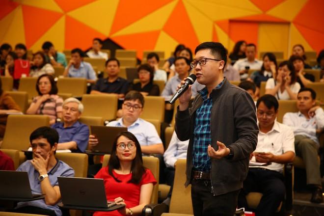 Đại học Anh Quốc Việt Nam (BUV) tổ chức hội thảo Trường học Chất lượng cao trong thời đại 4.0 - Ảnh 1.