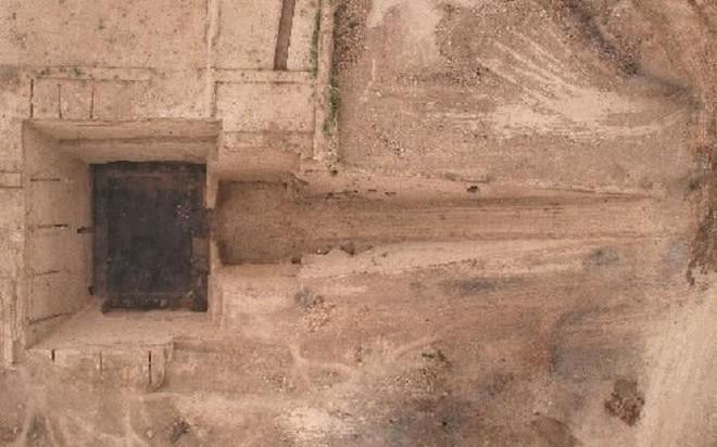 Khai quật mộ nghi của người đã ám sát Tần Thủy Hoàng, các nhà khảo cổ nhận bất ngờ lớn - ảnh 3