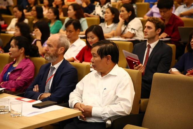 Đại học Anh Quốc Việt Nam (BUV) tổ chức hội thảo Trường học Chất lượng cao trong thời đại 4.0 - Ảnh 3.