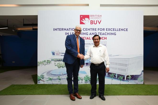 Đại học Anh Quốc Việt Nam (BUV) tổ chức hội thảo Trường học Chất lượng cao trong thời đại 4.0 - Ảnh 4.