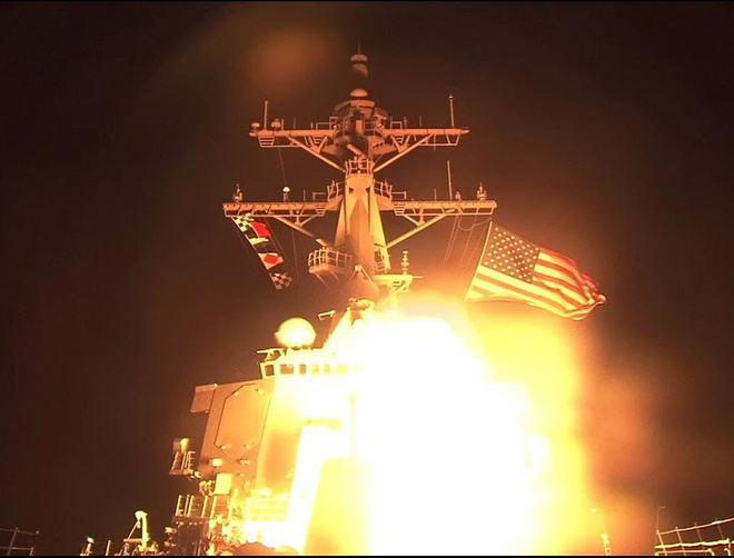 Mỹ phóng tên lửa 'sát thủ' đánh chặn ngoài tầng khí quyển thị uy trước Nga - Ảnh 9.