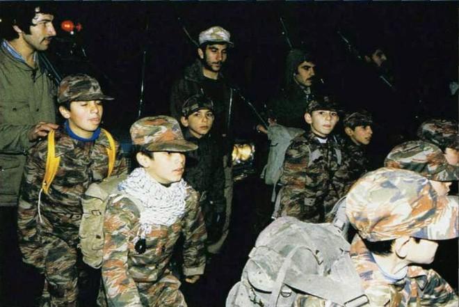 120.000 quân Mỹ ư? 14 triệu lính sinh viên Iran đã sẵn sàng chiến đấu - ảnh 1