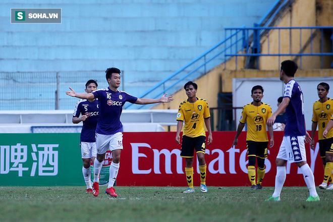 Hà Nội FC đè bẹp cường địch, hiên ngang đi tiếp ở giải châu Á - Ảnh 2.