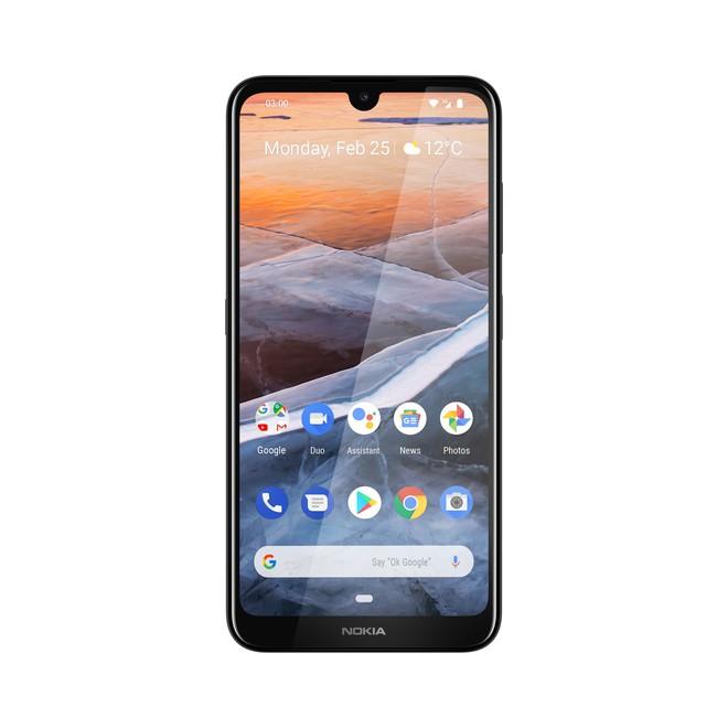 """Hôm nay, chiếc điện thoại màn hình lớn với giá """"mềm"""" của Nokia chính thức lên kệ - Ảnh 1."""