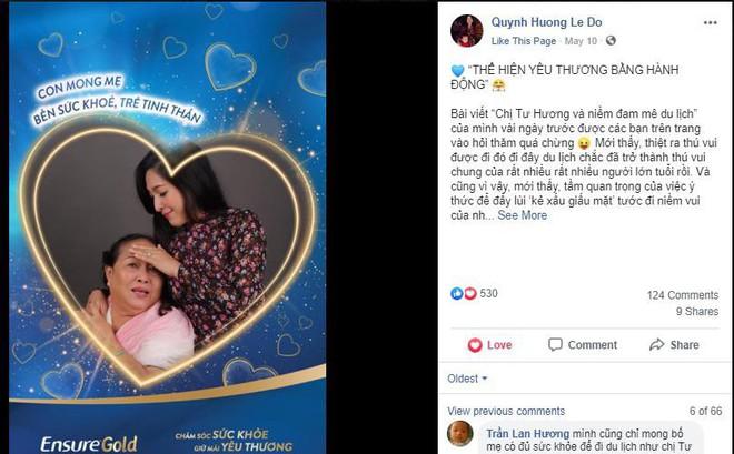 """""""Giữ mãi yêu thương"""": Thử thách ý nghĩa được cộng đồng mạng hưởng ứng sôi nổi nhân Ngày của Mẹ"""