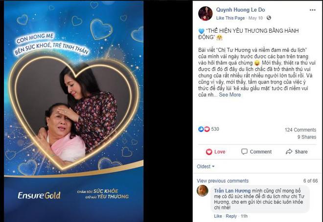 """""""Giữ mãi yêu thương"""": Thử thách ý nghĩa được cộng đồng mạng hưởng ứng sôi nổi nhân Ngày của Mẹ - Ảnh 2."""