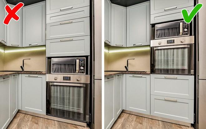 9 sai lầm trong thiết kế nhà bếp có thể biến cuộc sống của bạn trở thành một mớ hỗn độn - Ảnh 1.