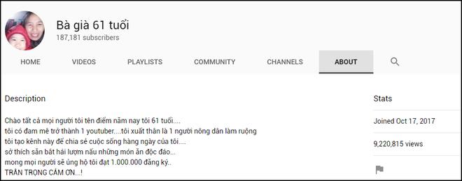 Nông dân làm YouTube: Lại thêm cụ bà đạt 200.000 sub chỉ sau 1 tuần, ra là nhờ lý do dễ đoán này - ảnh 2