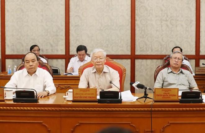 Tổng Bí thư, Chủ tịch nước Nguyễn Phú Trọng: Tránh tình trạng cứ sắp Đại hội là chỉ lo công tác nhân sự - Ảnh 4.
