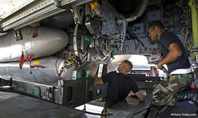 Uy lực của tên lửa AGM-86 được trang bị cho B-52 - ảnh 4