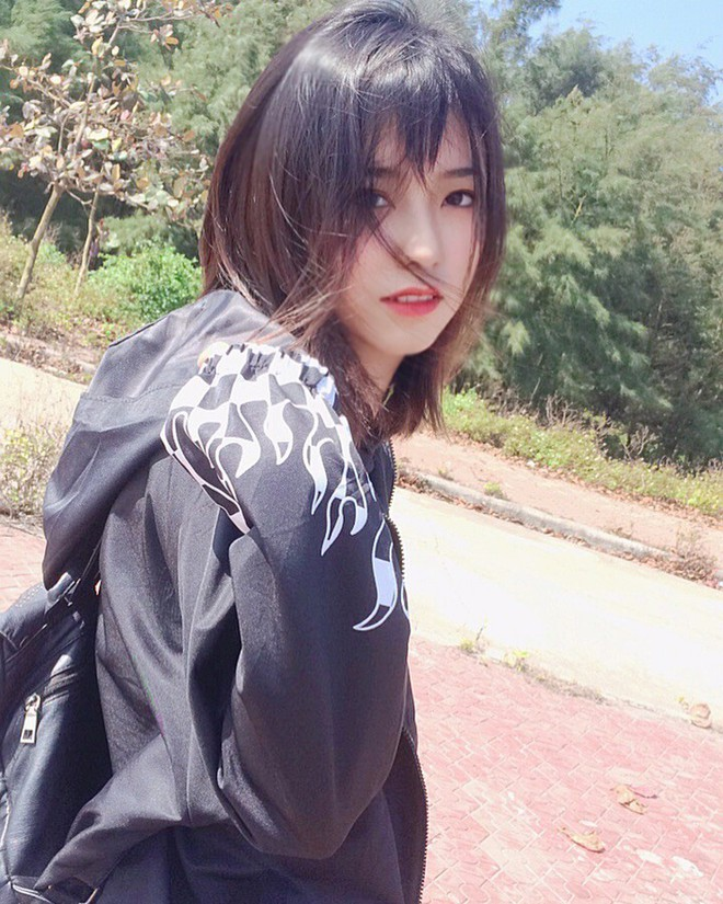 Nữ sinh 2001 được báo Trung gọi là cực phẩm hot girl với nhan sắc tựa nữ chính phim thanh xuân vườn trường - ảnh 5