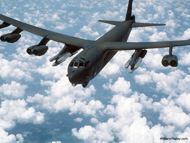 Uy lực của tên lửa AGM-86 được trang bị cho B-52 - ảnh 7
