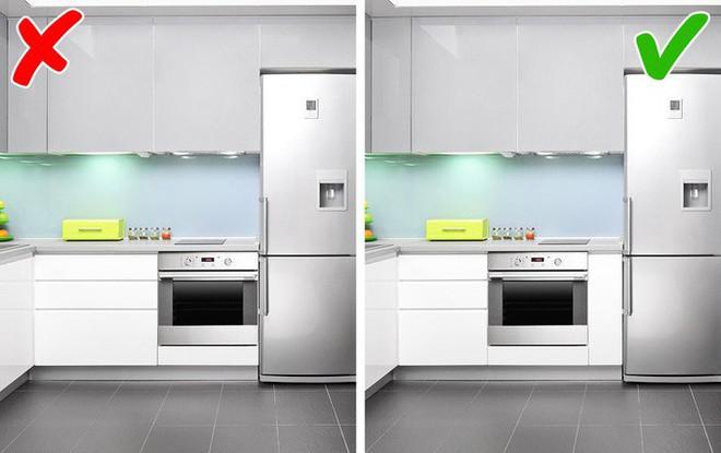9 sai lầm trong thiết kế nhà bếp có thể biến cuộc sống của bạn trở thành một mớ hỗn độn - Ảnh 8.