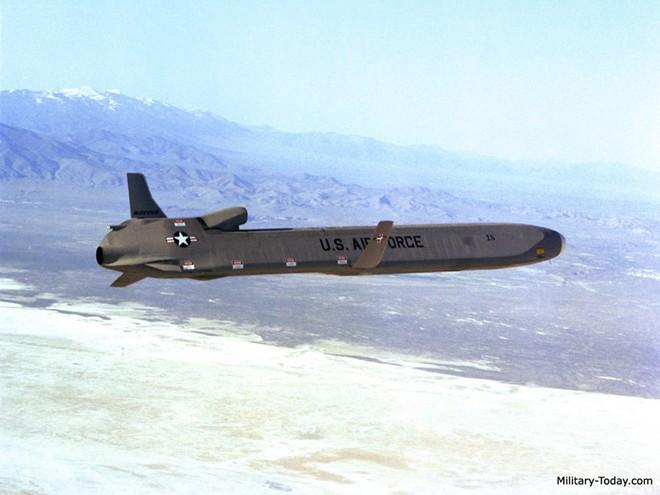Uy lực của tên lửa AGM-86 được trang bị cho B-52 - ảnh 9