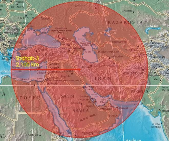 Mỹ nã Tomahawk vào Tehran, tên lửa Iran đè Israel: Trung Đông sẽ thành vùng đất chết! - ảnh 4