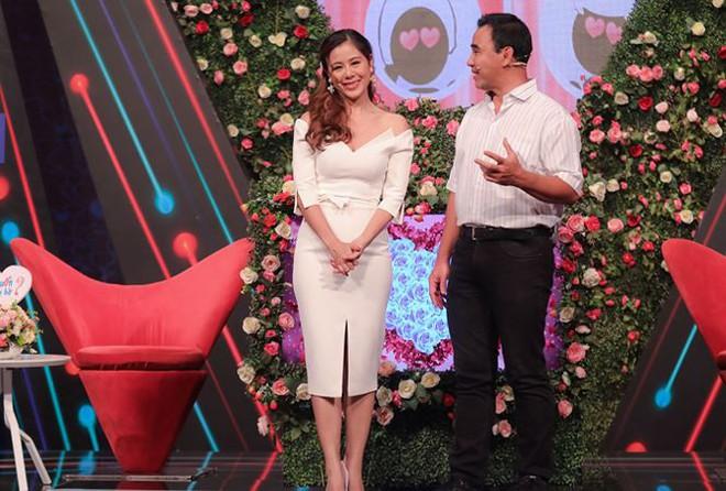 Quyền Linh, Ban tổ chức lên tiếng về việc Cát Tường bị cắt hợp đồng làm MC Bạn muốn hẹn hò - Ảnh 4.