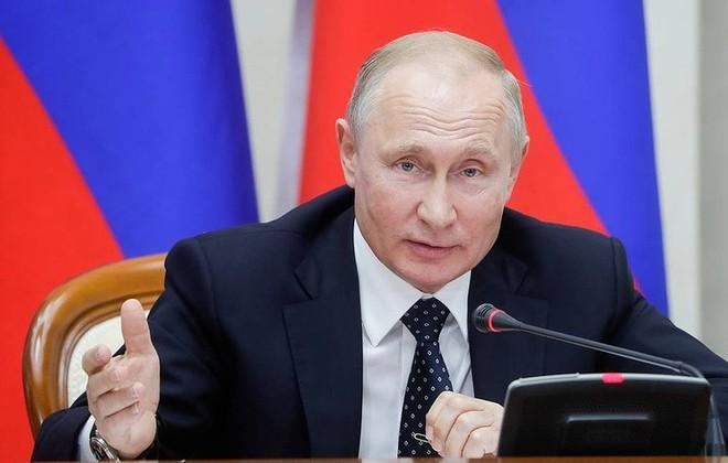 Tổng thống Putin chơi tất tay: Mua tiêm kích Su-57 nhiều với số lượng không ngờ! - Ảnh 1.