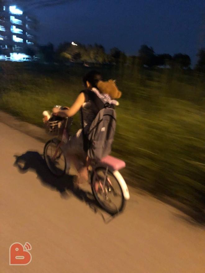 Em gái lầm lũi đạp xe bỏ nhà đi, nội dung lá thư để lại khiến tất cả giật mình - ảnh 2