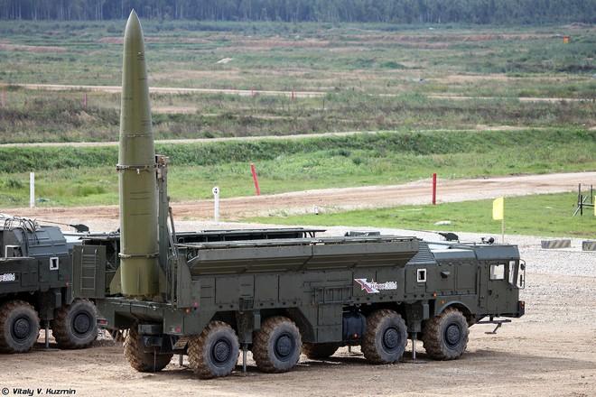 360 tên lửa Iskander san bằng Kiev nếu Ukraine dám động binh: Chiến dịch 1 ngày phá sản - ảnh 1