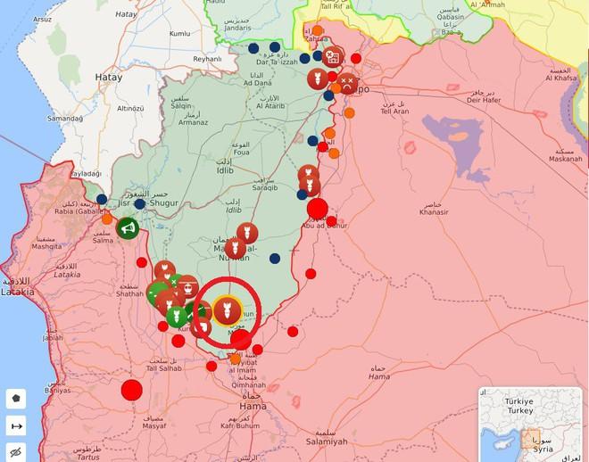 QĐ Syria quyết nhổ cái gai Kabani - Hôm nay đánh lớn nhưng thất bại, trực thăng Mỹ xuất hiện - Ảnh 7.