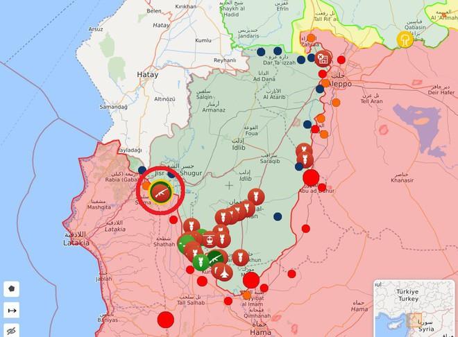 QĐ Syria quyết nhổ cái gai Kabani - Hôm nay đánh lớn nhưng thất bại, trực thăng Mỹ xuất hiện - Ảnh 2.