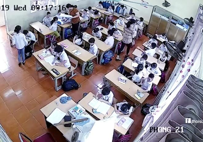 Nữ giáo viên đánh liên tiếp học sinh ở Hải Phòng chưa một lần đến nhà học sinh xin lỗi - ảnh 1