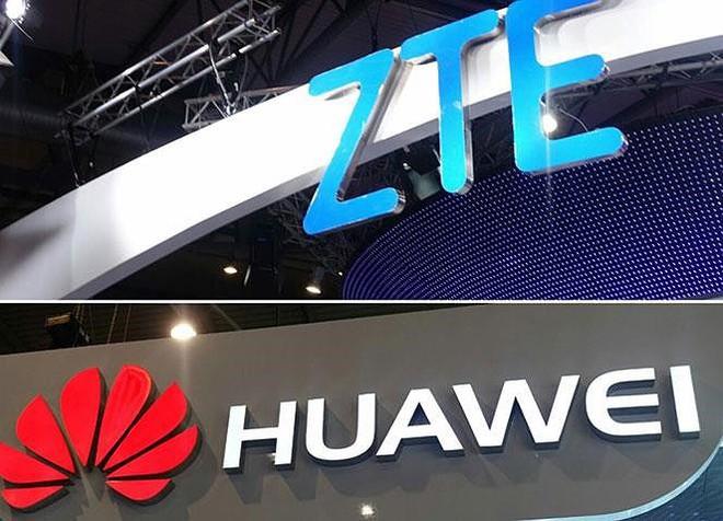 Ông Trump ra sắc lệnh cấm Huawei, ZTE - Ảnh 2.