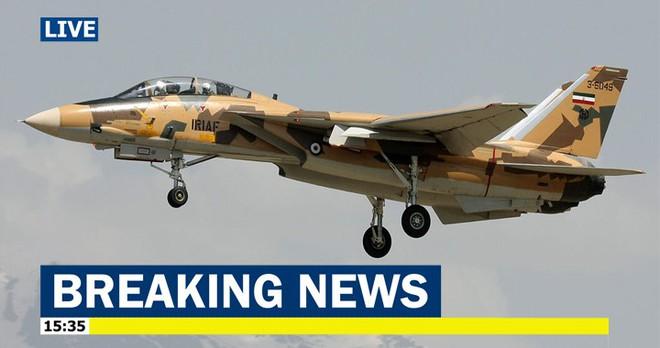 Mỹ chưa thèm ra tay, Không quân Iran đã thiệt hại nặng! - Ảnh 1.