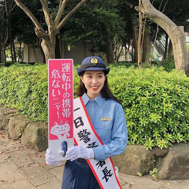 Hot girl Việt làm 'cảnh sát trưởng' ở Nhật Bản là ai? - ảnh 2