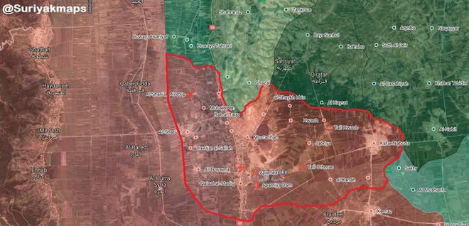 QĐ Syria quyết nhổ cái gai Kabani - Hôm nay đánh lớn nhưng thất bại, trực thăng Mỹ xuất hiện - Ảnh 8.