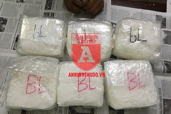 Hai đường dây buôn bán ma túy đặc biệt nguy hiểm bị triệt phá trong vòng 1 tuần - Ảnh 1.