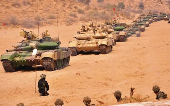 Lý do nào khiến dòng tăng T-90 Nga chiếm trọn cảm tình của Ấn Độ? - ảnh 2