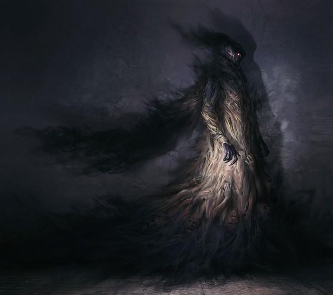 Ba Bị chín quai, mười hai con mắt: Nỗi ám ảnh đáng sợ nhất của mọi đứa trẻ - ảnh 3