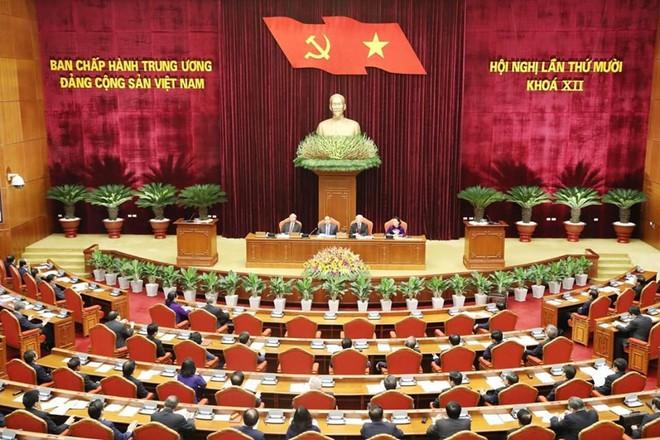 Tổng Bí thư, Chủ tịch nước Nguyễn Phú Trọng: Đừng kỳ thị với kinh tế tư nhân - Ảnh 1.
