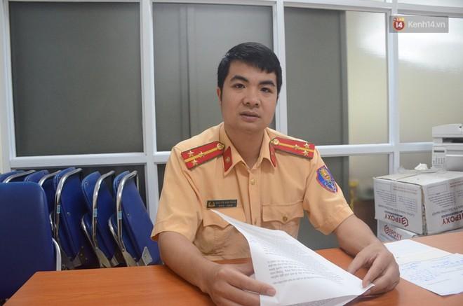 Chuyện về cái chết của 3 mẹ con và câu nói lạnh gáy của gã tài xế ma men ám ảnh Thượng úy CSGT ở Hà Nội - ảnh 3