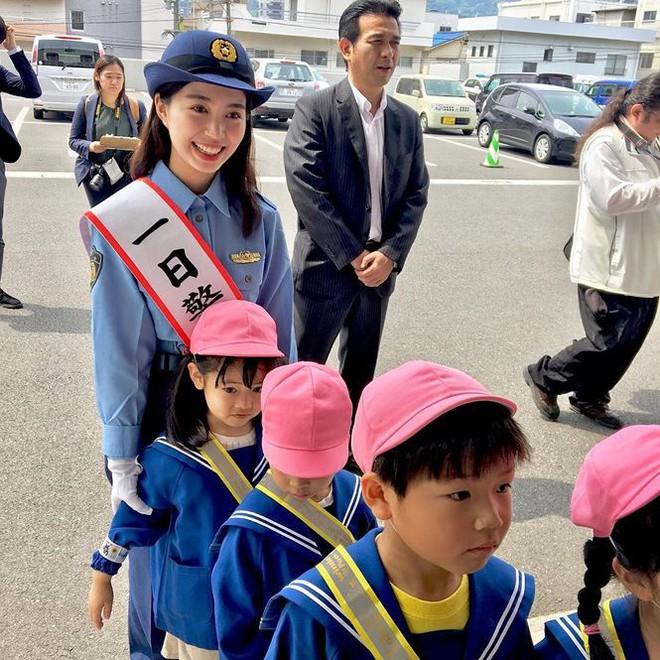 Hot girl Việt làm 'cảnh sát trưởng' ở Nhật Bản là ai? - ảnh 3