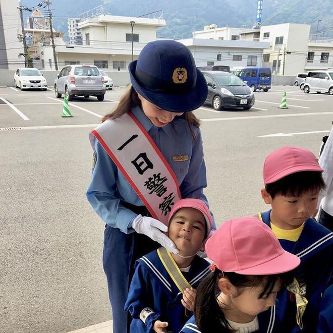 Hot girl Việt làm 'cảnh sát trưởng' ở Nhật Bản là ai? - ảnh 4
