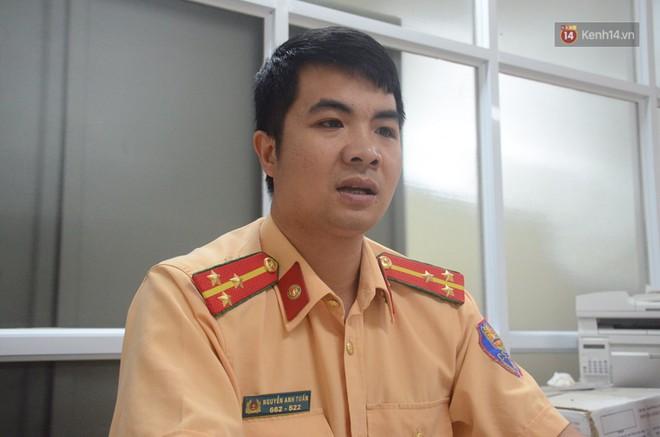 Chuyện về cái chết của 3 mẹ con và câu nói lạnh gáy của gã tài xế ma men ám ảnh Thượng úy CSGT ở Hà Nội - ảnh 5