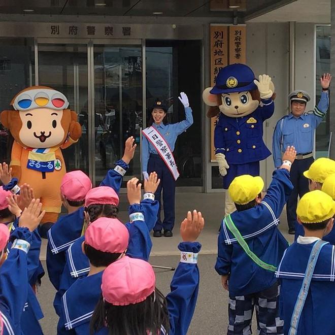 Hot girl Việt làm 'cảnh sát trưởng' ở Nhật Bản là ai? - ảnh 5