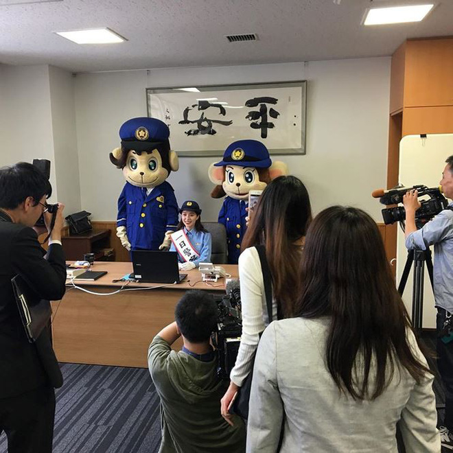 Hot girl Việt làm 'cảnh sát trưởng' ở Nhật Bản là ai? - ảnh 6