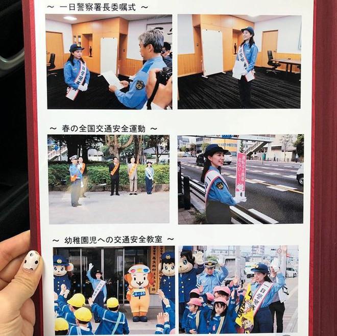 Hot girl Việt làm 'cảnh sát trưởng' ở Nhật Bản là ai? - ảnh 7