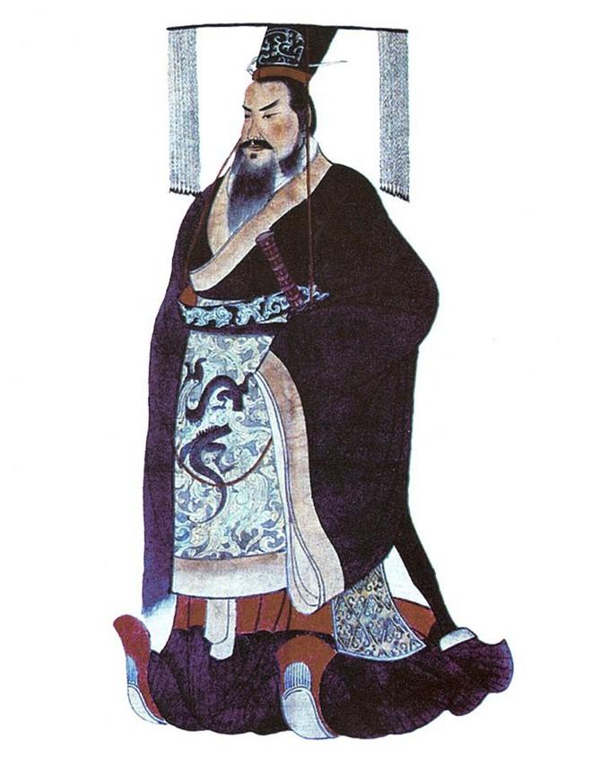 Người phụ nữ liễu yếu đào tơ được Tần Thủy Hoàng cả một đời nể trọng, ban đặc ân là ai? - Ảnh 5.