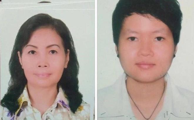 Hai phụ nữ ở Sài Gòn bị nghi có liên quan đến vụ thi thể bị đổ bê tông