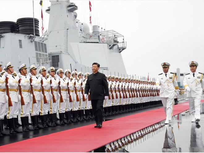 Từ hạm đội bị xóa sổ tới tham vọng hải quân số 1 thế giới: Ông Tập đang cố gắng gột sạch nỗi nhục trăm năm - Ảnh 2.