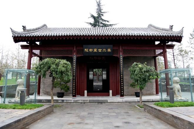 Lăng mộ Tần Thủy Hoàng bề thế nhưng mộ con trai kế vị lại như thường dân: Vì đâu nên nỗi? - ảnh 2