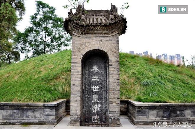Lăng mộ Tần Thủy Hoàng bề thế nhưng mộ con trai kế vị lại như thường dân: Vì đâu nên nỗi? - ảnh 4