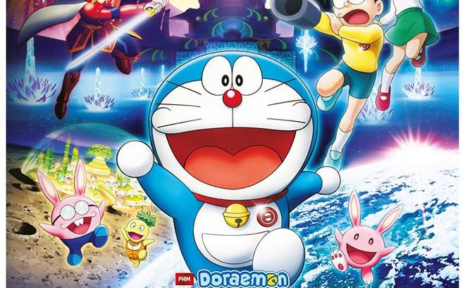 """Điểm danh các phần phim về mèo máy Doraemon từng """"gây bão"""" tại Nhật Bản"""